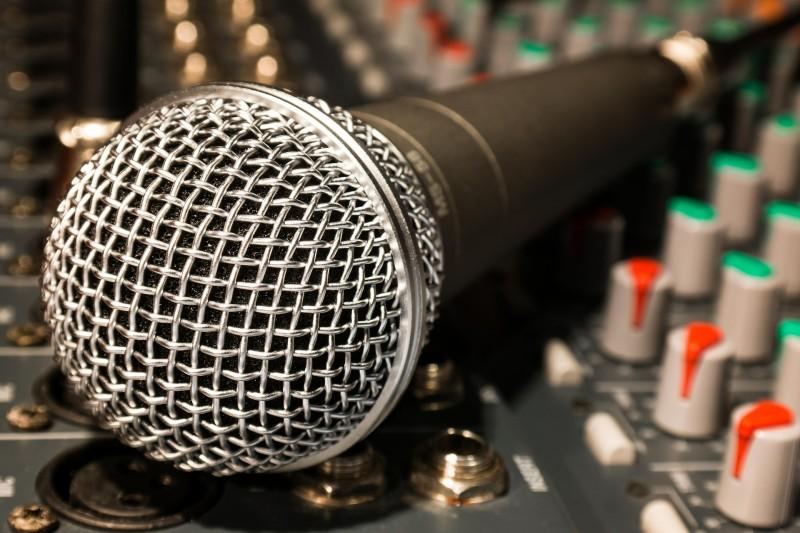 Kjøp din nye mikrofon i dag
